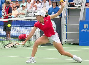 Justine Henin is a four-time champion and won ...